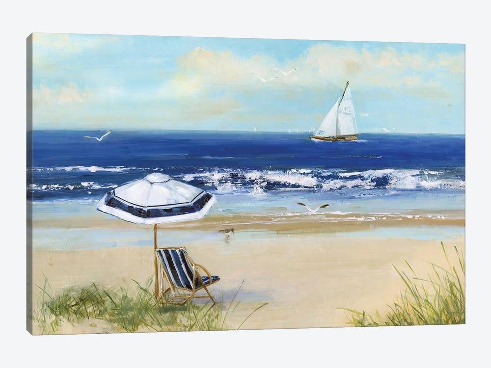 Beach Life I by Sally Swatland 1-piece Art Print