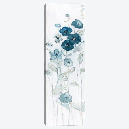 Fields of Blue II Canvas Print #SWA138} by Sally Swatland Canvas Art Print