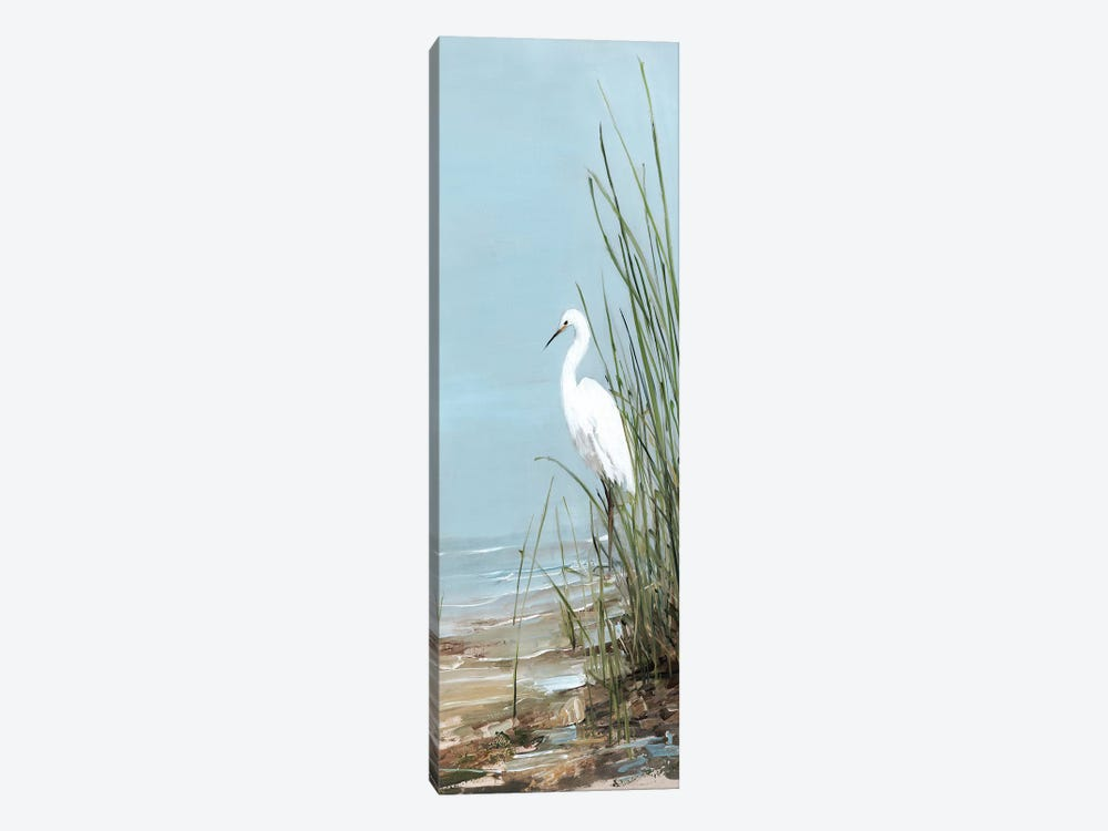 Island Egret II by Sally Swatland 1-piece Art Print