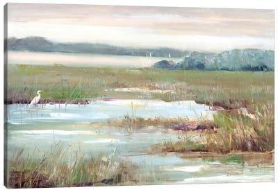 Early Morning Magic Canvas Art Print