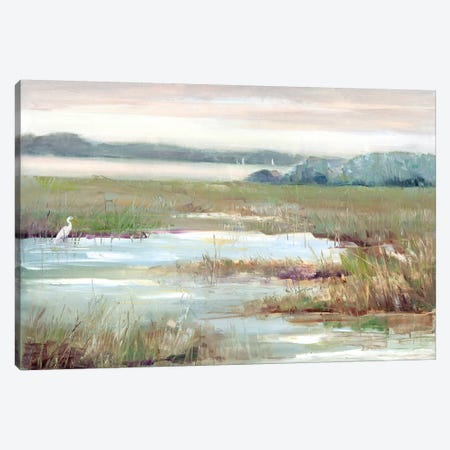 Early Morning Magic Canvas Print #SWA168} by Sally Swatland Canvas Artwork