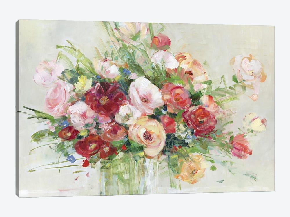 Just Peachy by Sally Swatland 1-piece Art Print