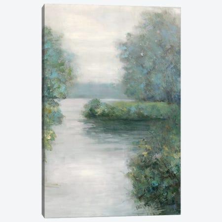 Secret Cove Canvas Print #SWA173} by Sally Swatland Canvas Art Print