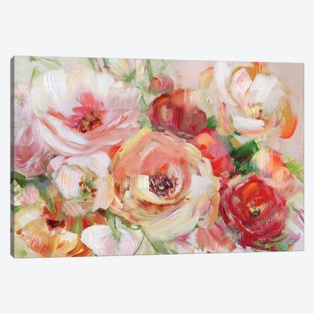 Bold Summer Canvas Print #SWA210} by Sally Swatland Canvas Wall Art