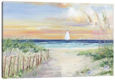 Set Sail Canvas Art Print