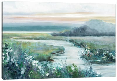 Eternity in Twilight Canvas Art Print
