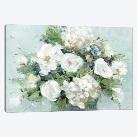 Softly Spoken Canvas Print #SWA255} by Sally Swatland Canvas Print