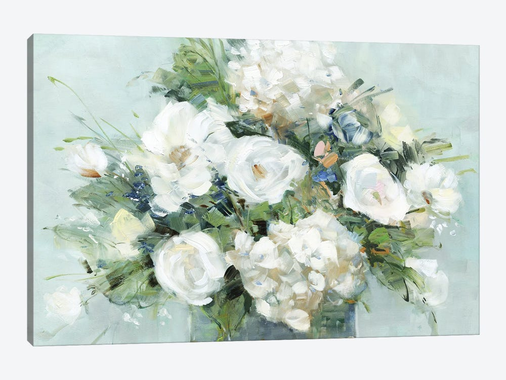 Softly Spoken by Sally Swatland 1-piece Canvas Wall Art