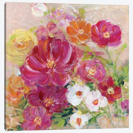Sun Dancing Canvas Print #SWA293} by Sally Swatland Canvas Artwork