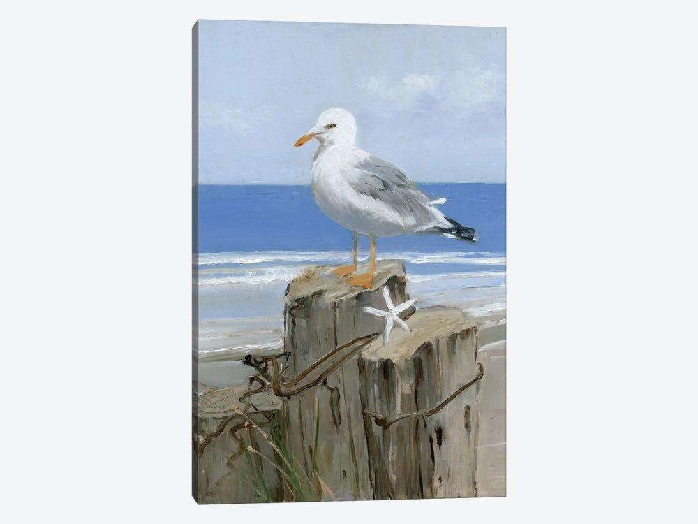 Keeping Watch II by Sally Swatland 1-piece Canvas Artwork