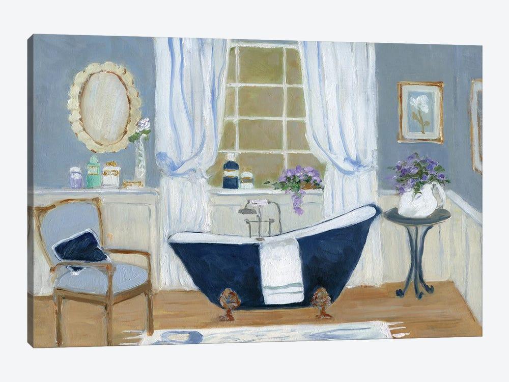 Violet Spa I by Sally Swatland 1-piece Canvas Art Print