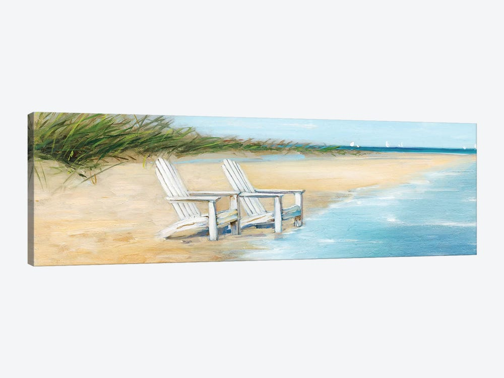 Water View II by Sally Swatland 1-piece Canvas Art