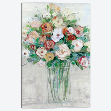Mid-Summer Medley Canvas Print #SWA46} by Sally Swatland Canvas Print