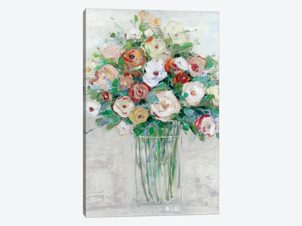 Mid-Summer Medley by Sally Swatland 1-piece Canvas Art Print