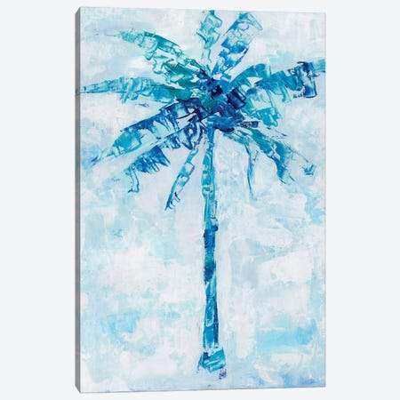 Cool Palm II Canvas Print #SWA52} by Sally Swatland Canvas Art Print
