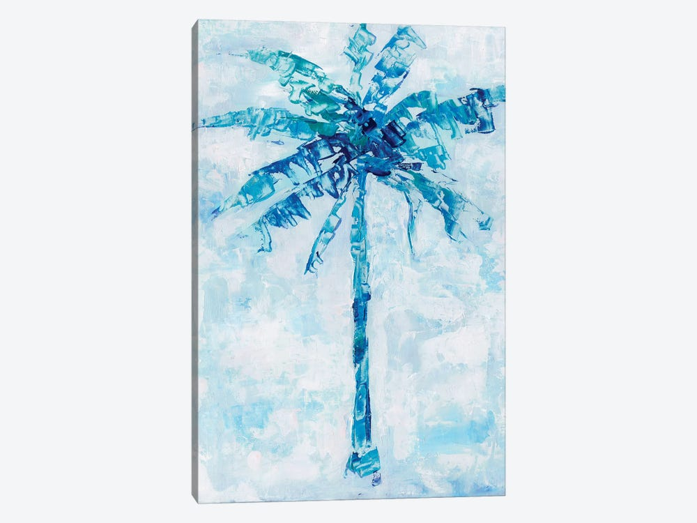 Cool Palm II by Sally Swatland 1-piece Canvas Wall Art