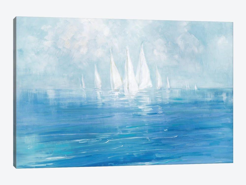 Set Sail by Sally Swatland 1-piece Canvas Art Print
