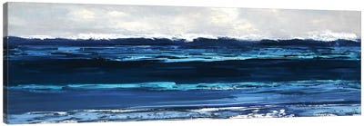 Summer Surf Canvas Art Print