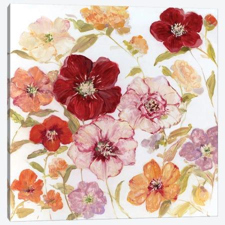 Avant Garden II Canvas Print #SWA5} by Sally Swatland Art Print