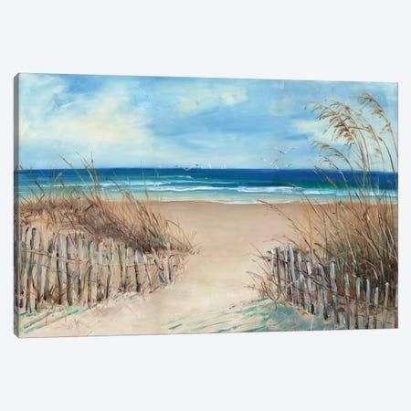 Favorite Spot Canvas Print #SWA74} by Sally Swatland Canvas Art