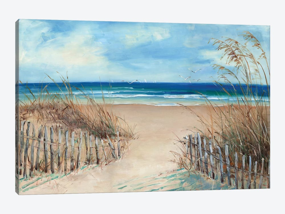 Favorite Spot by Sally Swatland 1-piece Canvas Art