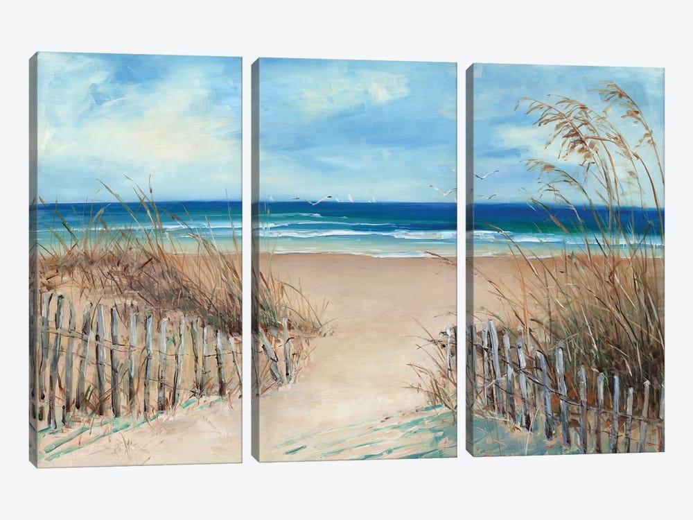 Favorite Spot by Sally Swatland 3-piece Canvas Artwork