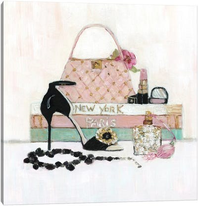 Fashionista I Canvas Art Print