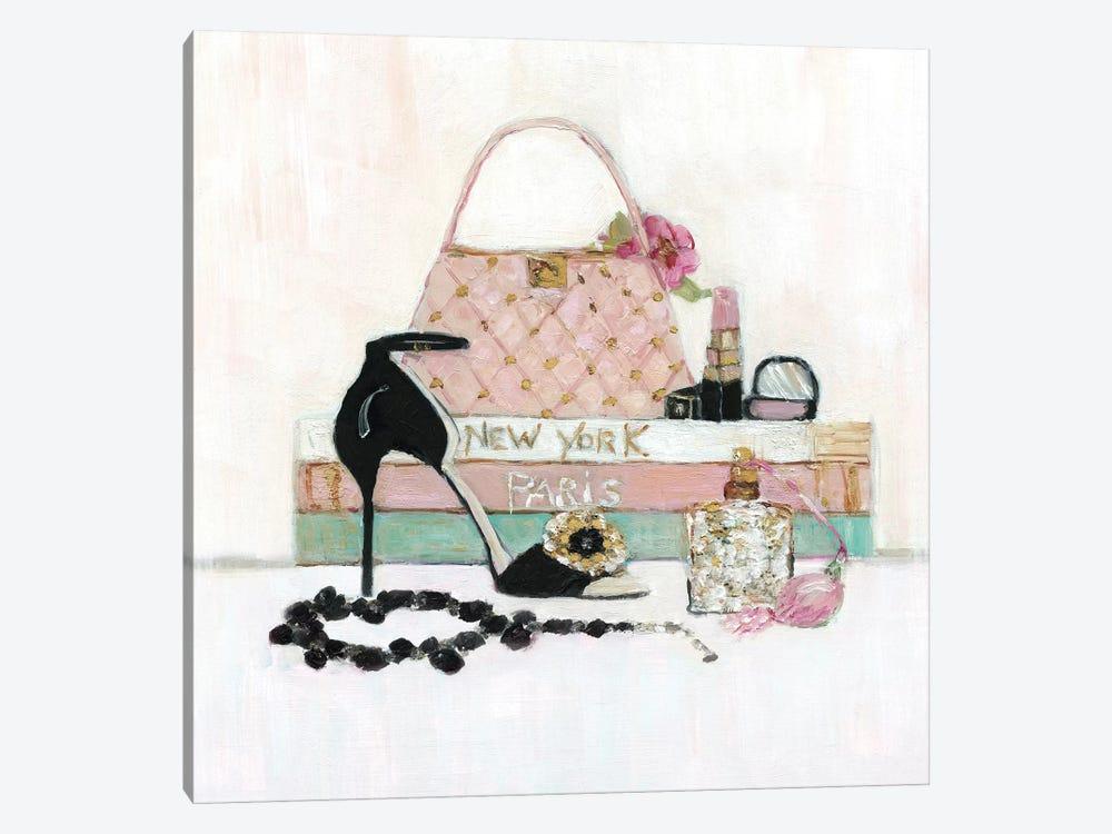 Fashionista I by Sally Swatland 1-piece Canvas Wall Art