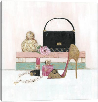 Fashionista II Canvas Art Print