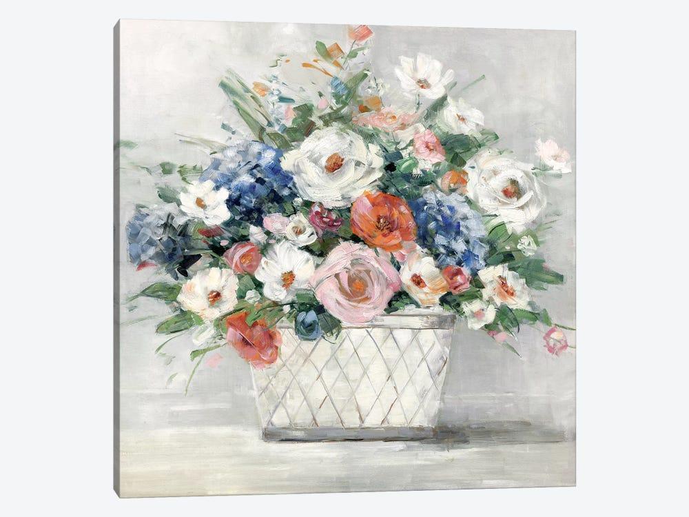 Afternoon Blush by Sally Swatland 1-piece Canvas Art