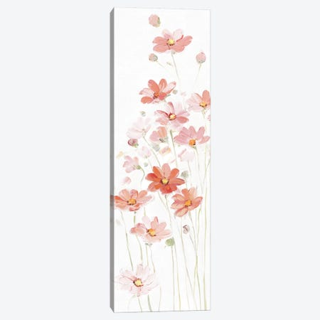 Coral Medley II Canvas Print #SWA97} by Sally Swatland Canvas Wall Art