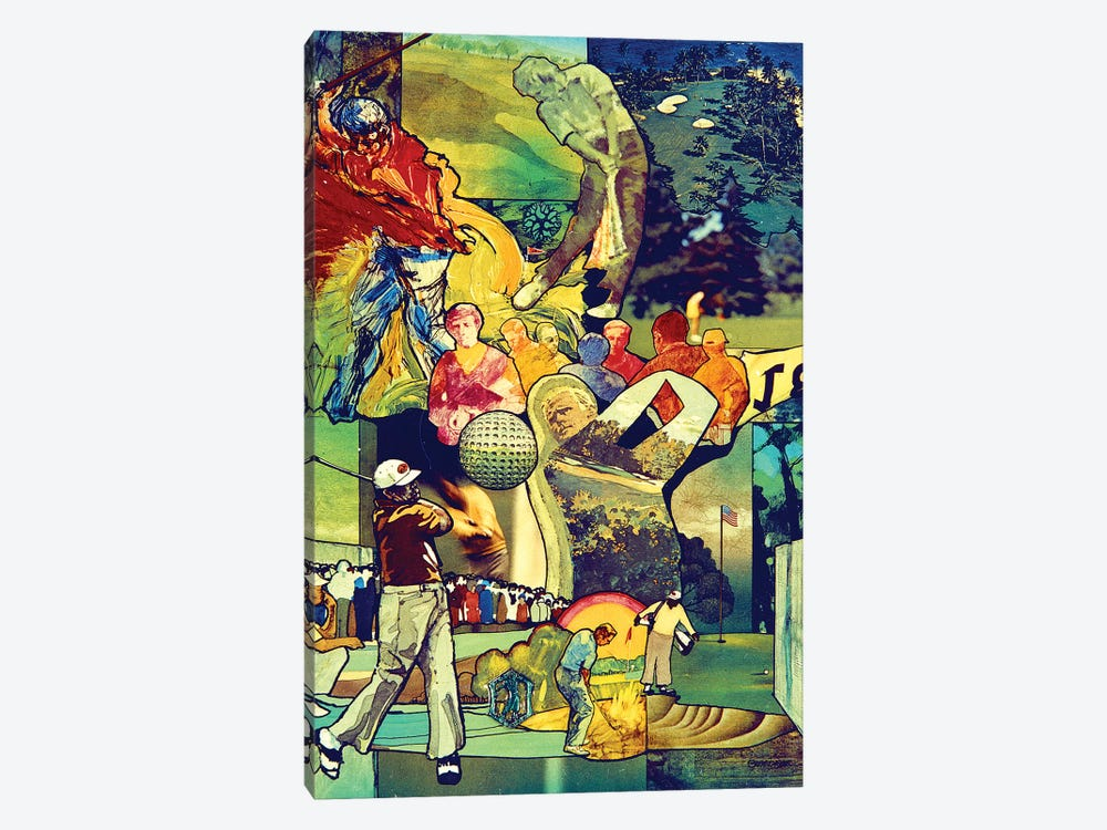Fore by Robert Swedroe 1-piece Canvas Art