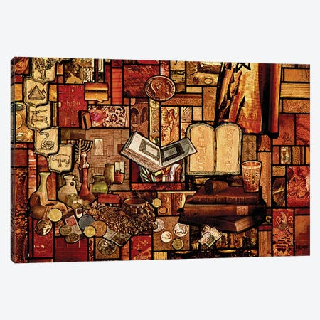 Tradition Canvas Print #SWD183} by Robert Swedroe Canvas Wall Art