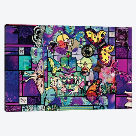 The Party Canvas Print #SWD223} by Robert Swedroe Art Print