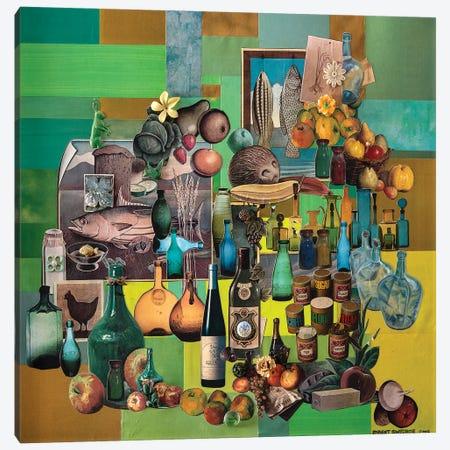 Sybarites Delight 3-Piece Canvas #SWD25} by Robert Swedroe Canvas Artwork