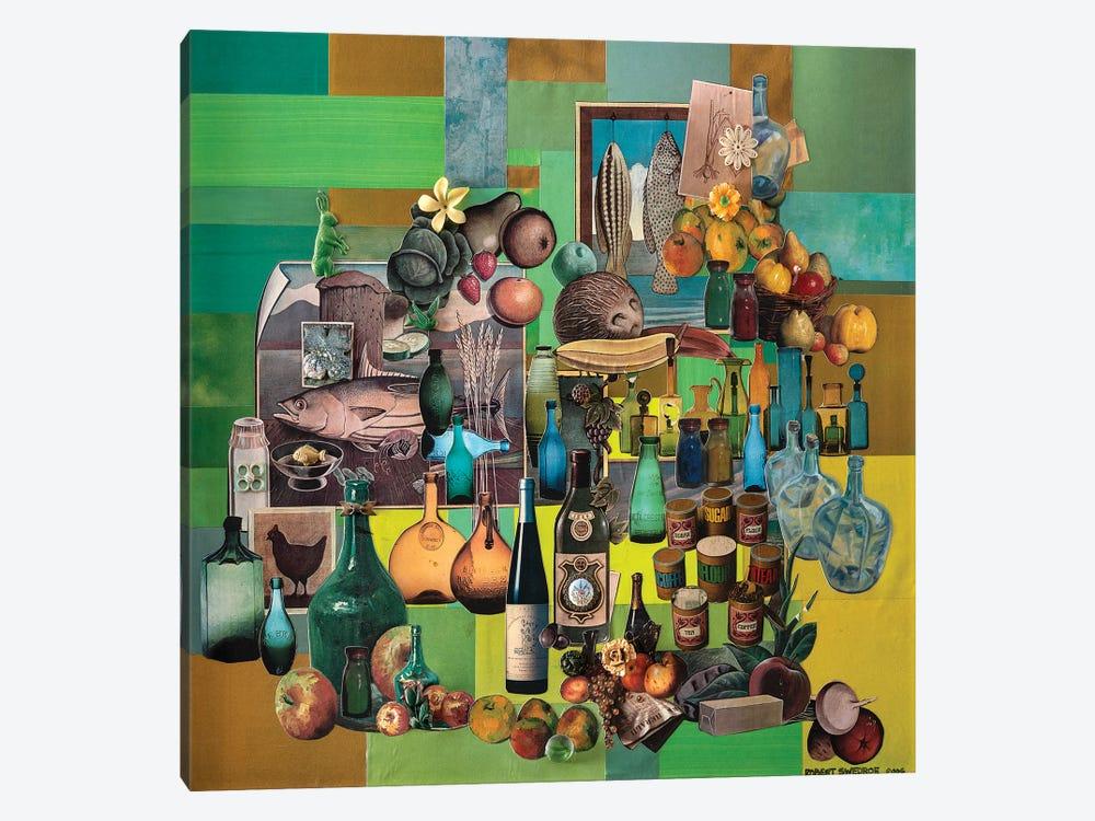 Sybarites Delight by Robert Swedroe 1-piece Canvas Artwork