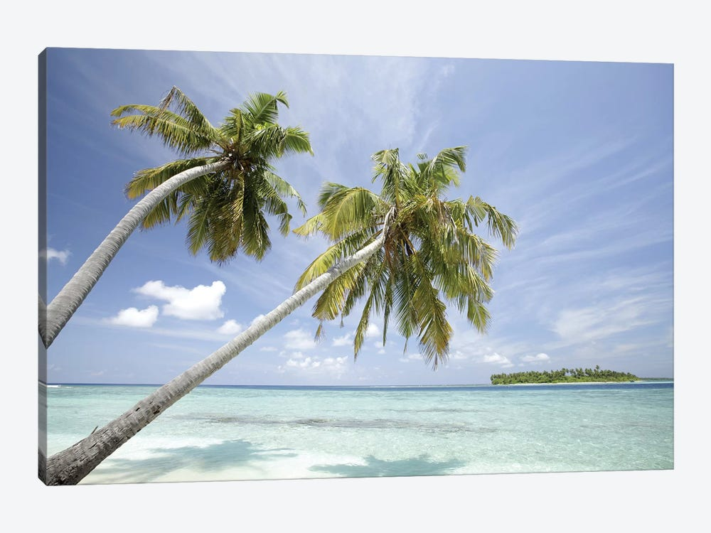 North Huvadhoo Atoll, Southern Maldives, Indian Ocean by Stuart Westmorland 1-piece Canvas Artwork