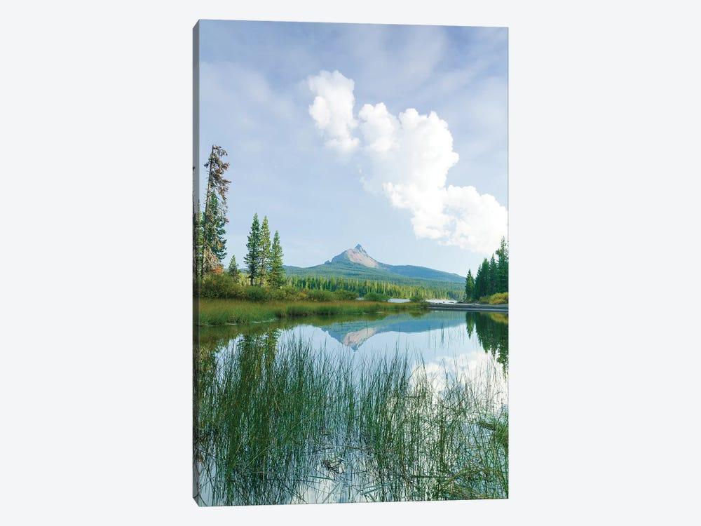 Big Lake, Willamette National Forest, Mt. Washington, Central Oregon by Stuart Westmorland 1-piece Canvas Print