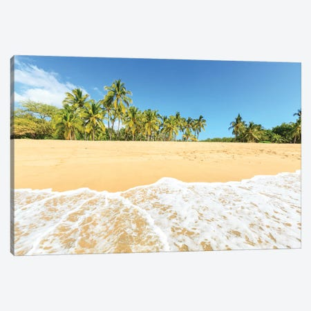 Hulopo'e Beach Park, Lanai Island, Hawaii, USA Canvas Print #SWE49} by Stuart Westmorland Canvas Wall Art
