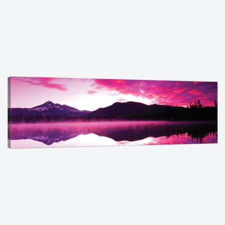 Sparks Lake, Deschutes National Forest, Oregon Canvas Print #SWE71} by Stuart Westmorland Art Print