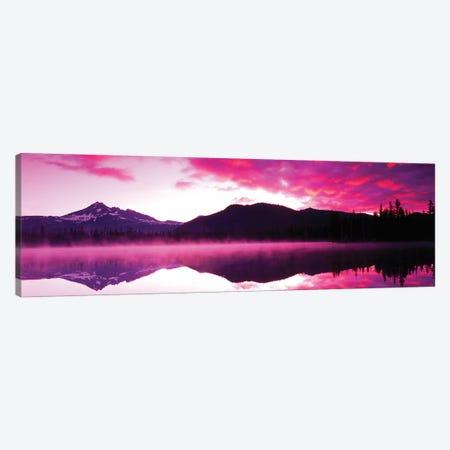 Sparks Lake, Deschutes National Forest, Oregon Canvas Print #SWE71} by Stuart Westmorland Art Print