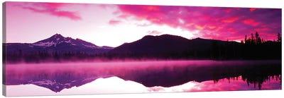 Sparks Lake, Deschutes National Forest, Oregon Canvas Art Print