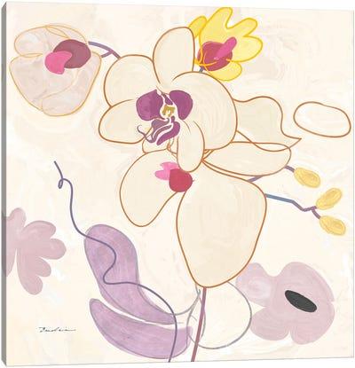 Orchid IV Canvas Art Print