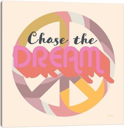 Chase The Dream Canvas Art Print