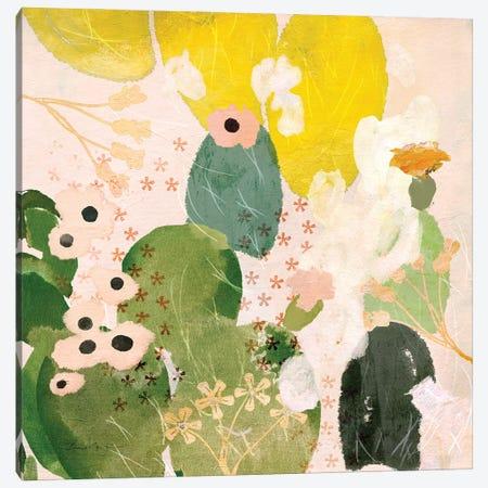 Mexican Nopal Cactus II Canvas Print #SWH8} by Evelia Sowash Canvas Print