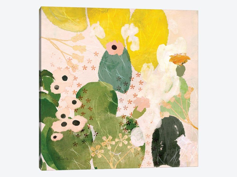 Mexican Nopal Cactus II by Evelia Sowash 1-piece Canvas Print