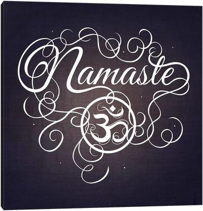 Namaste Canvas Print #SWS21
