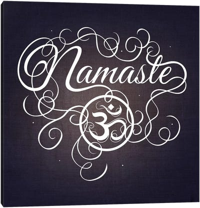Namaste Canvas Art Print
