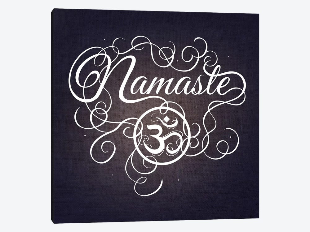 Namaste by 5by5collective 1-piece Canvas Artwork