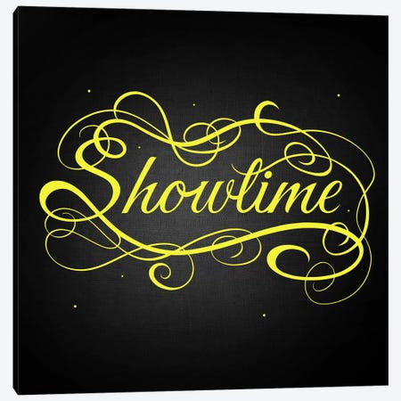 Showtime Canvas Print #SWS41} by 5by5collective Canvas Wall Art
